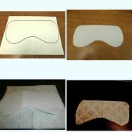 Diy Herbal Eye Pillow Sprinkles Sand