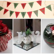 Diy Holiday Room Decor Ideas Christmas Decorations