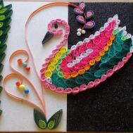 Diy Home Decor Paper Quilling Art Craft Community