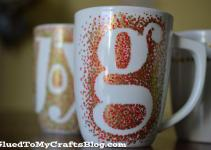 Diy Ideas Painted Mugs