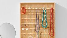 Diy Jewelry Organizers Ways Untangle Your Necklaces