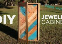 Diy Jewelry Wall Organizer Display Mike Lauren