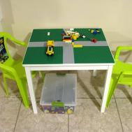 Diy Lego Table Easy Hints Tips