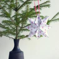 Diy Origami Ornaments Hungry Heart