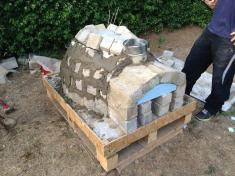 Diy Outdoor Project Pizza Oven Icreatived