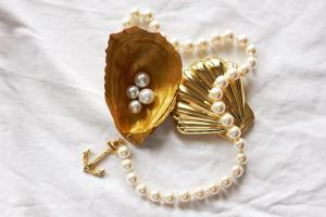 Diy Oyster Shell Jewelry Holder Atlantic Anchors