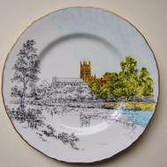 Diy Painted Plate Creativebug Blog