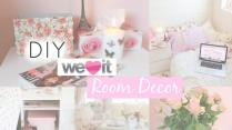 Diy Pastel Spring Room Decor Tumblr Weheartit Inspired