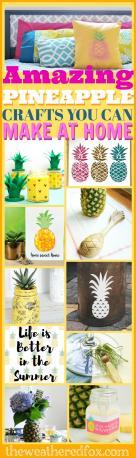 Diy Pineapple Inspired Wine Charms Casa Watkins Living