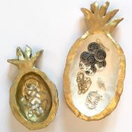 Diy Pineapple Jewelry Trays Crafty Spot Life