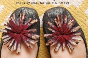 Diy Pom Shoe Clips Kim Six Fix