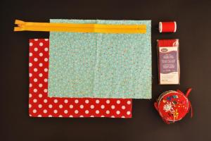 Diy Pouf Zippy Pouch
