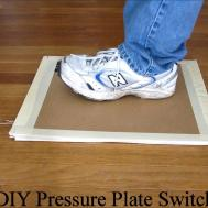 Diy Pressure Plate Switch Automate Your Haunted House