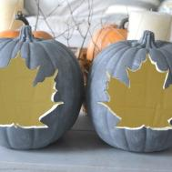 Diy Pumpkin Craft Simple Project Fall Our House Now