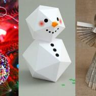Diy Room Decor Projects Christmas Winter