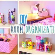 Diy Room Organization Storage Ideas Clean Your