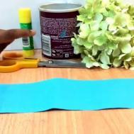 Diy Simple Flower Vase