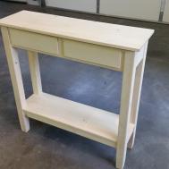Diy Simple Hall Table