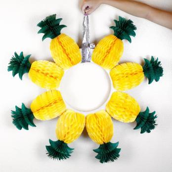 Diy Summer Wreaths Celebrate Sun