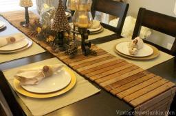 Diy Table Runner Ideas