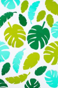 Diy Tropical Garland Studio