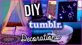 Diy Tumblr Room Decorations New Year
