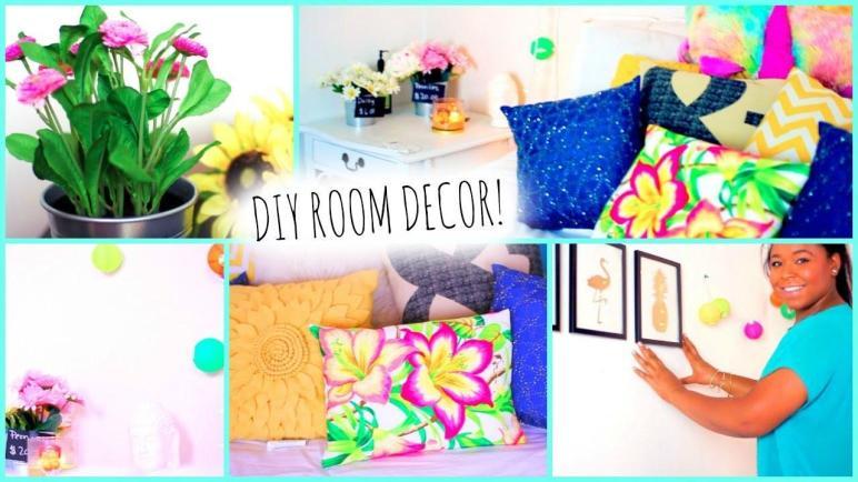 Diy Tumblr Room Decorations Teens Cute Affordable