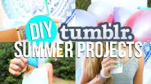 Diy Tumblr Summer Projects