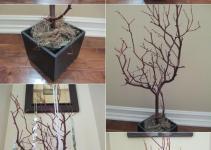 Diy Tutorial Jewelry Holders Make Tree Branch