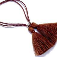 Diy Tutorial Make Bracelet Tassel Pompon