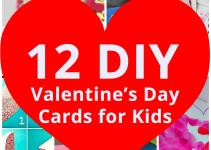 Diy Valentine Day Cards Kids