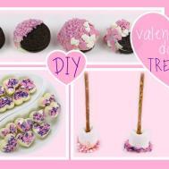 Diy Valentine Day Treats Frozen Snacks Ideas