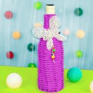 Diy Vase Decor Ideas Attachment Craft