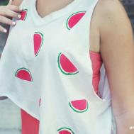 Diy Watermelon Summer Top Potatoes One