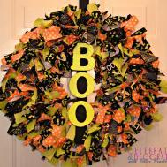 Diy Wreath Door Decorations Create