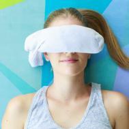 Diy Yoga Eye Pillow Most Relaxing Meditation Thrive