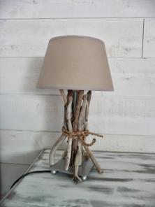 Drift Wood Lamp Hackers