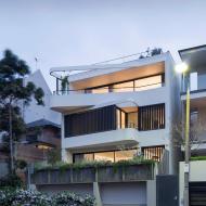 Duplex City Dwelling Two Apartments