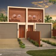 Duplex Home Plans Melbourne Deco