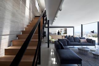 Duplex Penthouse Apartment Pitsou Kedem Architects