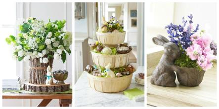 Easter Decor Ideas Table Runners Decorations