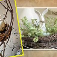 Easter Decorating Ideas Spring Decor Nests
