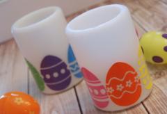 Easter Egg Candles Burton Avenue