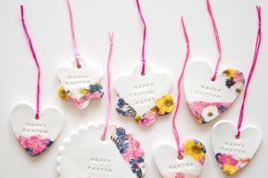 Easter Ornaments Crafthubs Diy Clay Mahalolena