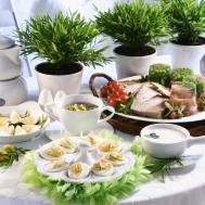 Easy Beautiful Ideas Easter Table Decorations