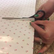 Easy Contact Paper Diy Project