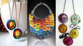 Easy Crafts Ideas Diy Jewelry Love