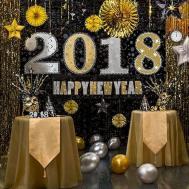 Easy Diy 2018 New Years Eve Party Decor Ideas