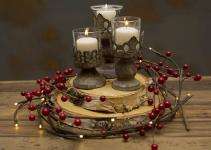 Easy Diy Christmas Table Decor Centerpiece Ideas