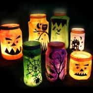 Easy Diy Halloween Decorations Party Delights Blog